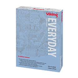 Viking Everyday Kopier-/ Druckerpapier DIN A4 80 g/m² Weiß 500 Blatt 4807600