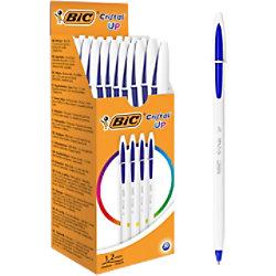 BIC Kugelschreiber Cristal Up 0.6 mm Blau 20 Stück 949879
