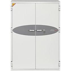 Phoenix Datenschutztresor DS4623K Weiß 1.200 x 720 x 1.685 mm
