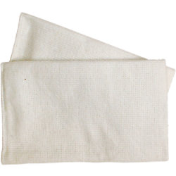 BETRA Bodentuch Mischgewebe Weiß 50 x 60 x 55 cm 10 Stück 102064