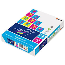 Color Copy Mondi Kopier-/ Druckerpapier DIN A3 ColorLok 200 g/m² Weiß 250 Blatt CC320