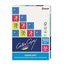 Color Copy Mondi Premium Kopier-/ Druckerpapier DIN A4 ColorLok 100 g/m² Weiß 500 Blatt A4-26626