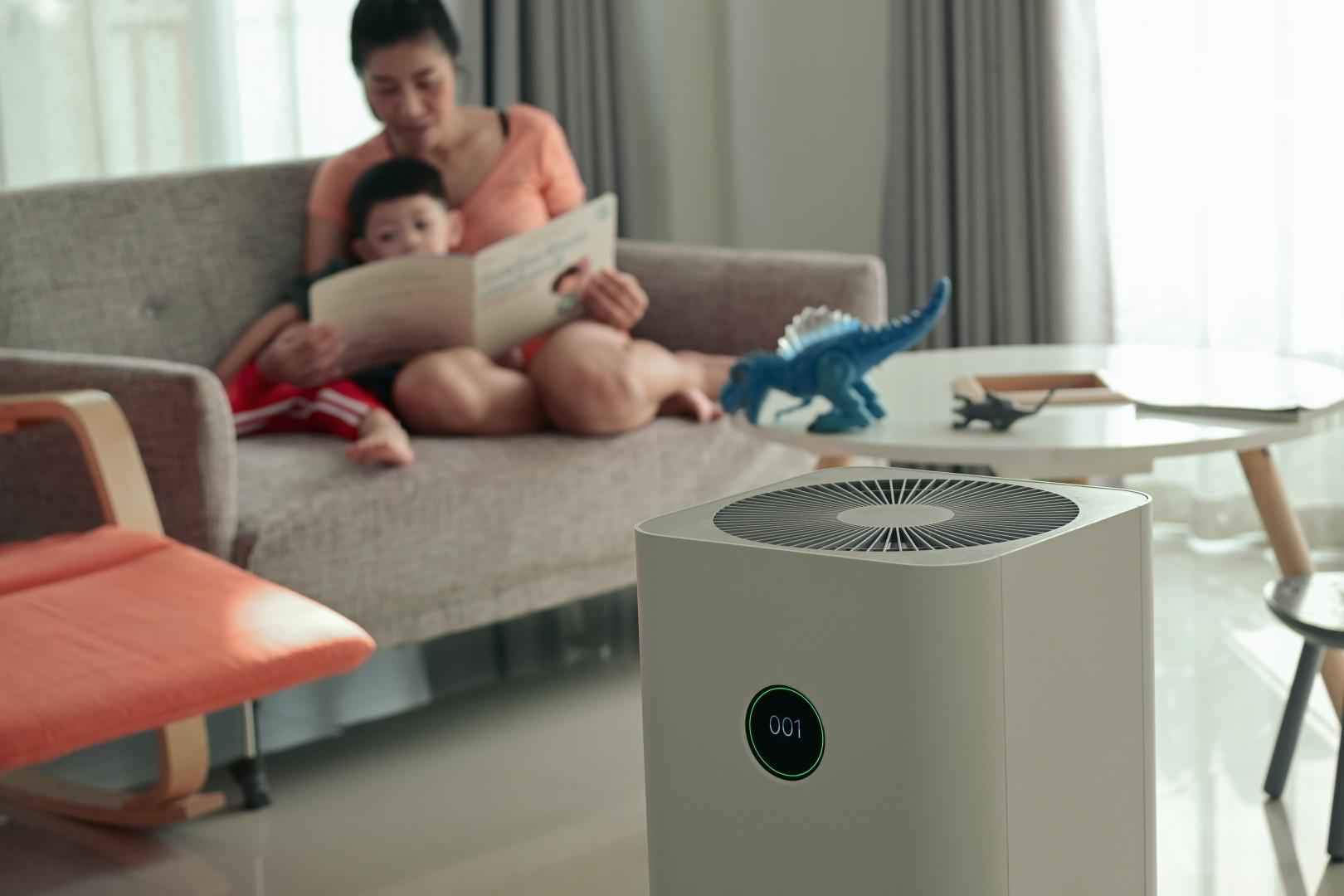 Luftreiniger für zuhause