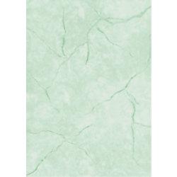 Sigel Designpapier DP641 DIN A4 90 g/m² Grün 100 Blatt
