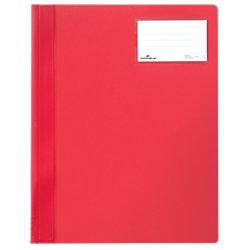 DURABLE Berichtsheft 250003 DIN A4 Rot PVC