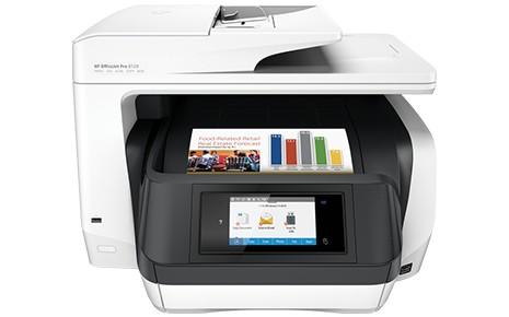 HP Officejet Pro OfficeJet Pro 8720 Farb Tintenstrahl Multifunktionsdrucker