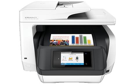 Imprimante multifonction HP Officejet Pro OfficeJet Pro 8720 Couleur Jet d'encre