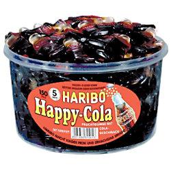 Haribo Fruchtgummi Happy-Cola 150 Stück à 8 g 1000512