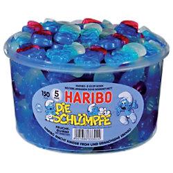 Haribo Fruchtgummi Die Schlümpfe 150 Stück à 9 g 10002781