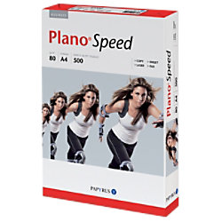 PlanoSpeed Universal Kopier-/ Druckerpapier DIN A4 80 g/m² Weiß 500 Blatt 97737