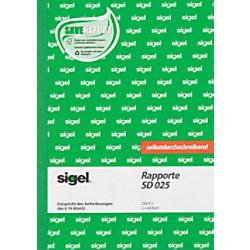 Sigel Reisekostenabrechnung DIN A5 40 Blatt SD025