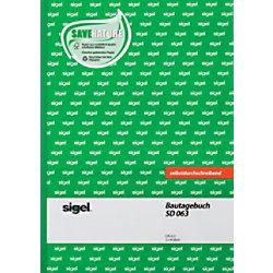 Sigel Bautagebuch SD063 DIN A4