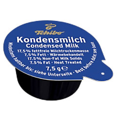 Tchibo Kondensmilch 7.5 % 240 Stück à 7.5 g 403403