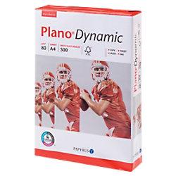PlanoSpeed 2-fach gelochtes Kopier-/ Druckerpapier DIN A4 80 g/m² Weiß 500 Blatt 88027683