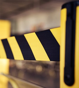 Safety barriers & Marking tape