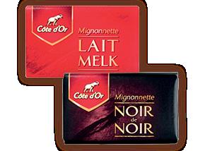 Côte d'Or chocolade