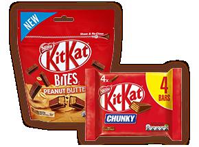 KitKat sweets
