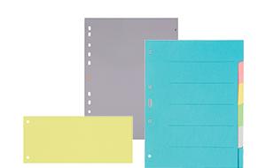 Büroartikel - Trennblätter