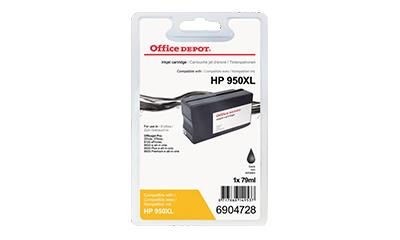 Compatibel HP inktcartridges