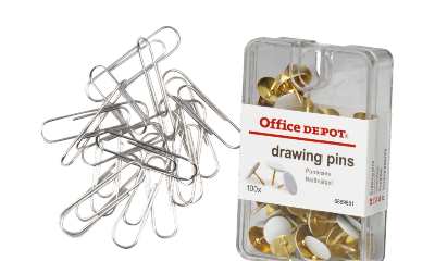 Clips, Fasteners & Pins