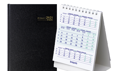Agenda's, kalenders & planners