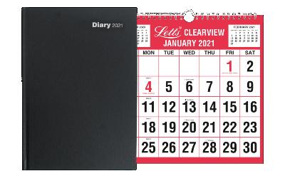 Diaries, Calendars & Planners