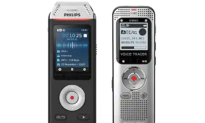 Voice Recorders & Dictation