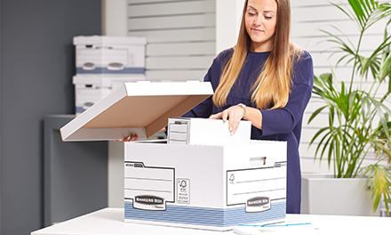 Bankers Box Archiving & Storage Boxes