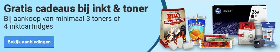 Inkt & Toner Toppers