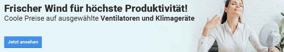 Ventilatoren & Klimageräte
