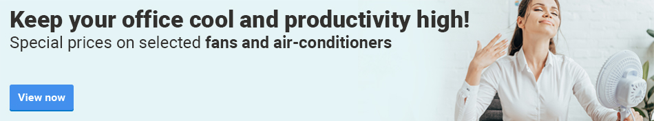 Fans & Air-conditioning