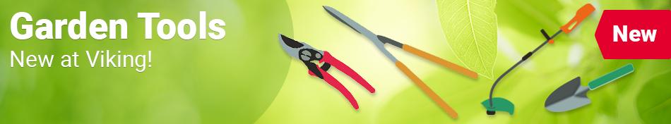 Garden Tools New at Viking!