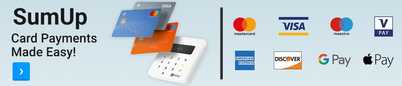 SumUp Card Payments Made Easy!