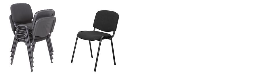 Chaise de conférence Niceday ISO Basic
