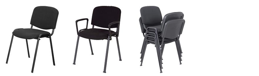 Chaise visiteur ISO Basic