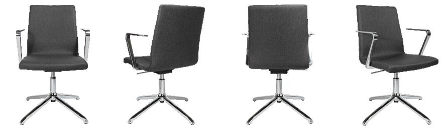 Chaise de conférence TopStar Sitness Cube