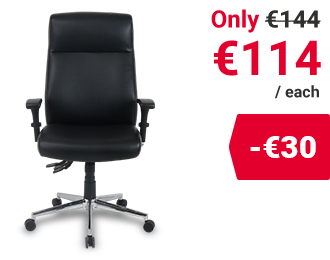 Realspace Executive Office Chair