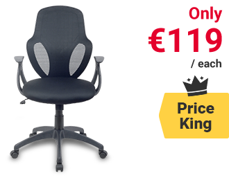 Realspace Basic Tilt Office Chair Austin Bonded