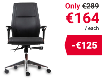 Realspace Synchro Tilt Ergonomic Office Chair London