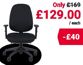Energi-24 Ergonomic Office Chair