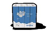 Toilettenpapier & Falthandtücher