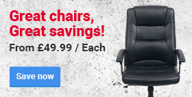 Great chairs, great savings