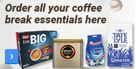 Order all your coffee break essentials here