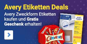 Etiketten Angebotswochen