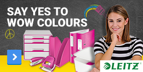 Leitz WOW Colours