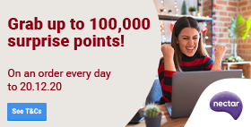 Grab up to 100,000 surprise points