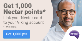 Get 1,000 Nectar Points