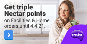 Get triple Nectar points