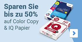 Color Copy & IQ Papier