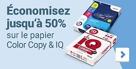 Papier Color Copy & IQ